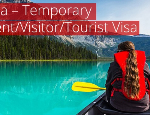 Canada – Temporary Resident/Visitor/Tourist Visa