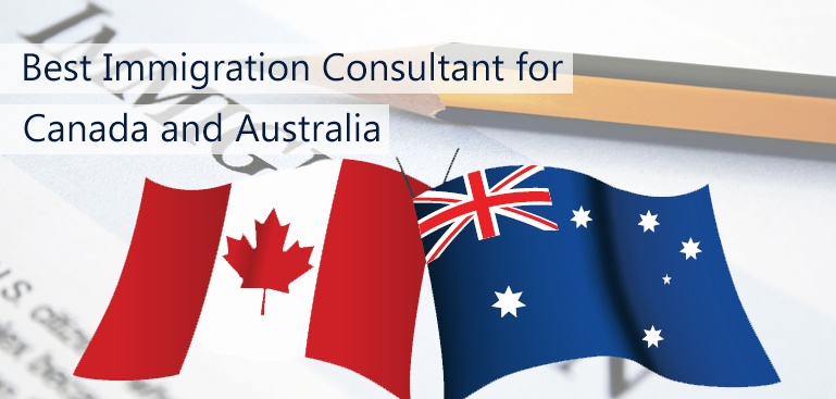 Perspective of Australia and Canada immigration consultant in India