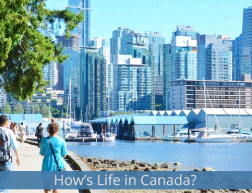 How's Life in Canada?