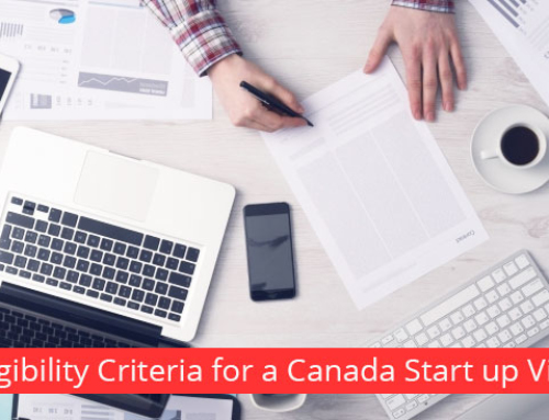 Eligibility Criteria for a Start up Visa Canada
