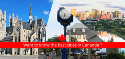 BEST cities in Canada Besides Toronto, Montreal or Vancouver