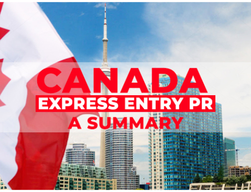 Canada Express Entry PR: A Summary