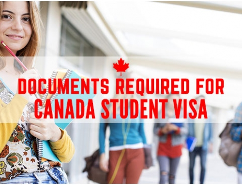 Documents required for Canada Student Visa – April 2019