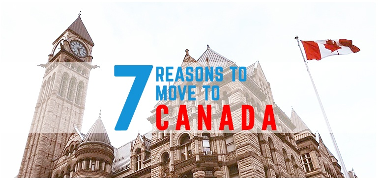reasons to Move to Canada