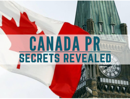Canada PR secrets revealed