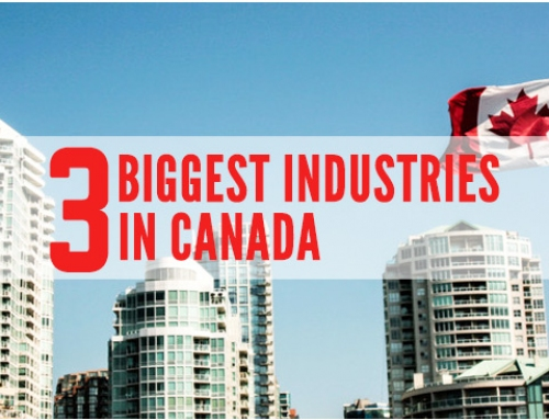 3 Biggest Industries in Canada
