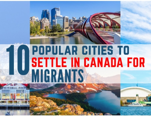 10 popular cities to settle in Canada for migrants