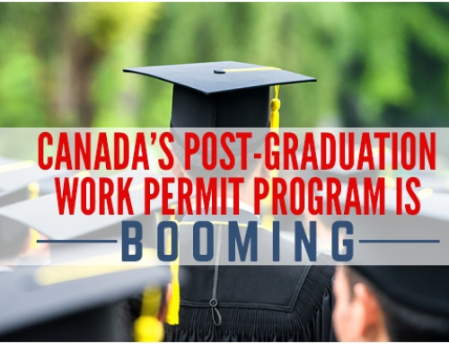 Canada's Post-Graduation Work Permit Program is Booming