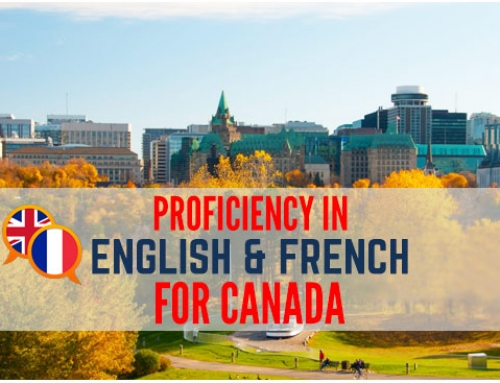 Proficiency in English or French Can Open Many Doors for the Immigrants to Canada