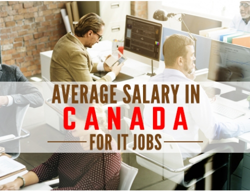 Average salary in Canada for IT jobs