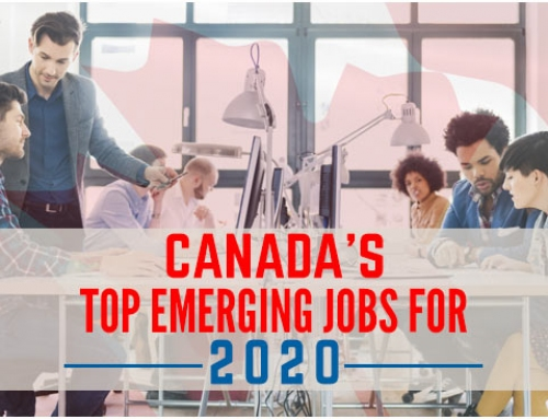 Canada's top emerging jobs for 2020