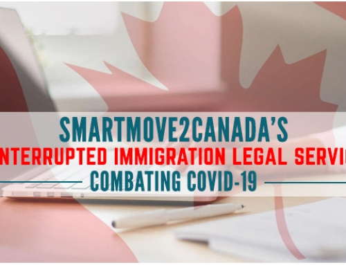 Canada Uninterrupted Immigration Legal Services – Combating Covid -19