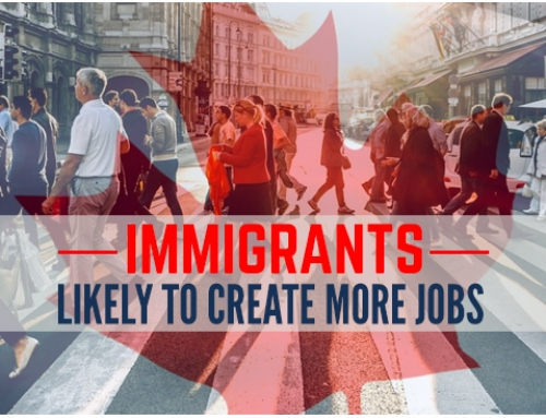 Immigrants more likely to start businesses and create jobs than locals in Canada
