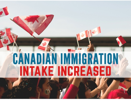 Canadian immigration intake increased 2020 Updates